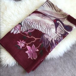 Givenchy cashmere scarf